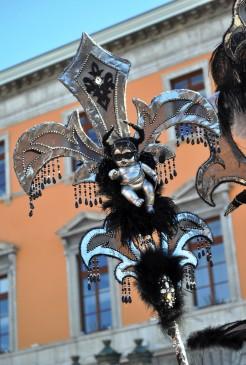 Agnès PONCET - Carnaval Vénitien Annecy 2016