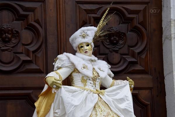 Aurélie ARROT - Carnaval Vénitien Annecy 2016