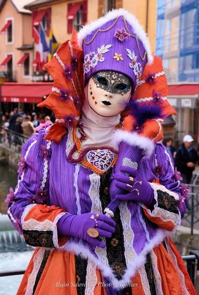 Alain SAUVAYRE - Carnaval Vénitien Annecy 2017 - 00012