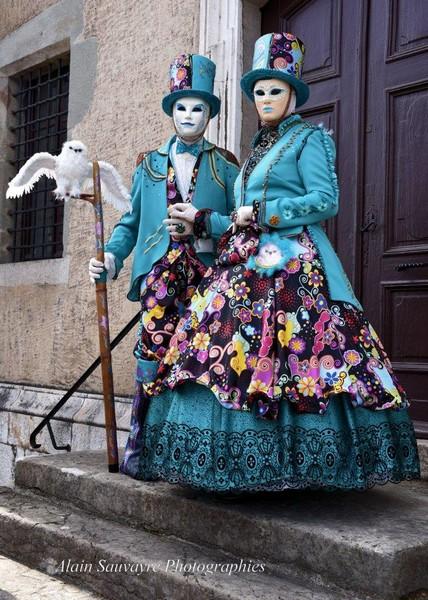 Alain SAUVAYRE - Carnaval Vénitien Annecy 2017 - 00013