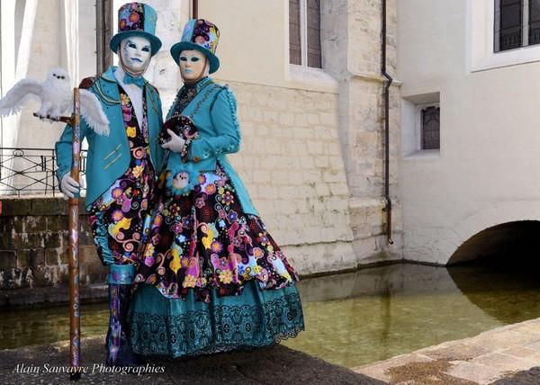 Alain SAUVAYRE - Carnaval Vénitien Annecy 2017 - 00014