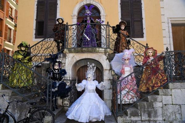Alain SAUVAYRE - Carnaval Vénitien Annecy 2017 - 00016