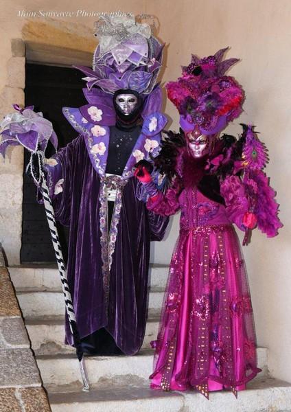 Alain SAUVAYRE - Carnaval Vénitien Annecy 2017 - 00022