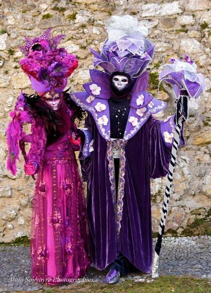 Alain SAUVAYRE - Carnaval Vénitien Annecy 2017 - 00023
