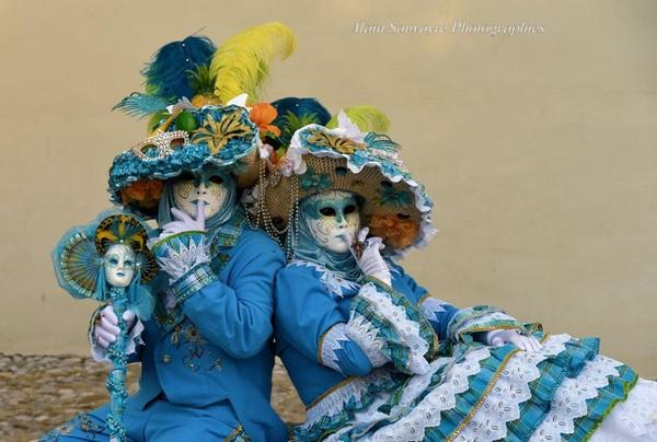 Alain SAUVAYRE - Carnaval Vénitien Annecy 2017 - 00028