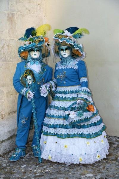 Alain SAUVAYRE - Carnaval Vénitien Annecy 2017 - 00029