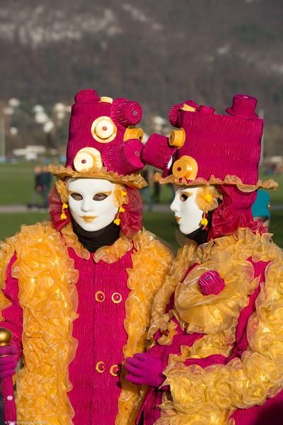 Bruno TONDELLIER - Carnaval Vénitien Annecy 2017 - 00001