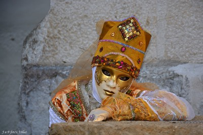 Bruno VAGNOTTI - Carnaval Vénitien Annecy 2017 - 00007