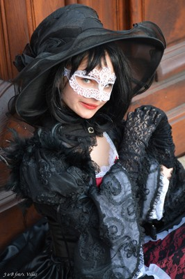 Bruno VAGNOTTI - Carnaval Vénitien Annecy 2017 - 00010