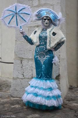 Bruno VAGNOTTI - Carnaval Vénitien Annecy 2017 - 00016