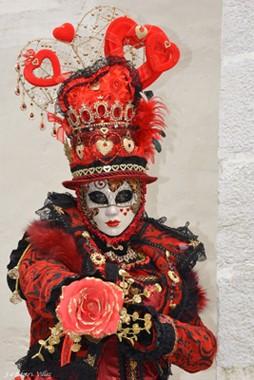 Bruno VAGNOTTI - Carnaval Vénitien Annecy 2017 - 00018