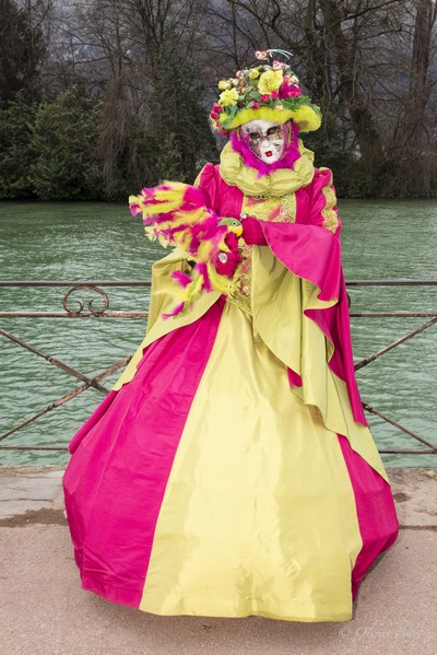 Olivier Puthon - Carnaval Vénitien Annecy 2016