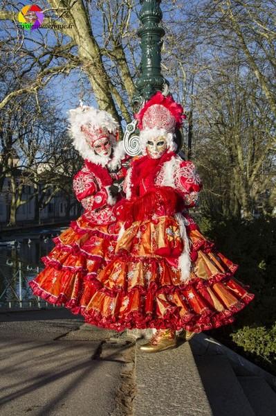 David LEVEQUE - Carnaval Vénitien Annecy 2016