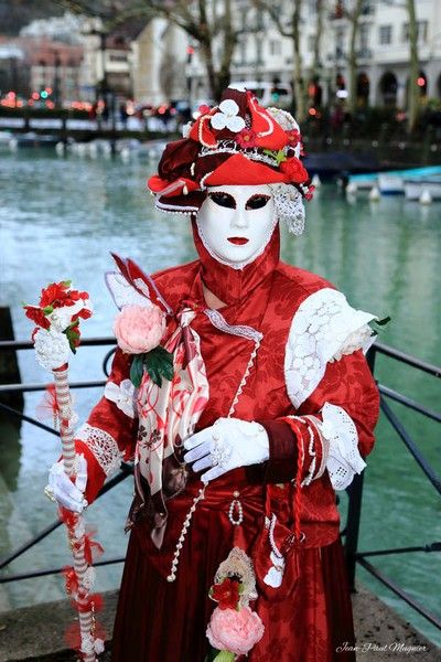 Georges MENAGER - Carnaval Vénitien Annecy 2019 - Carnaval Vénitien Annecy 2019