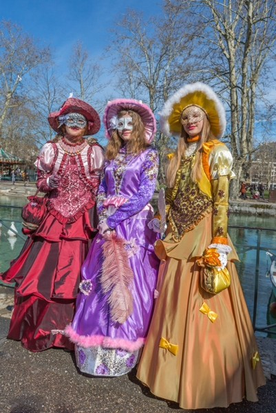 Carnaval Vénitien Annecy 2019 - 00008