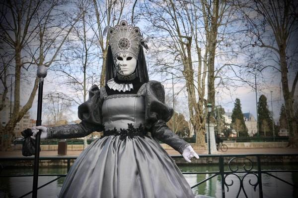 Michel SANCHEZ - Carnaval Vénitien Annecy 2019