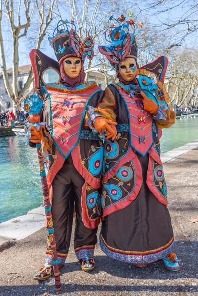 Carnaval Vénitien Annecy 2019 - 00013