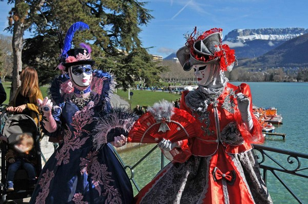 Carnaval Vénitien Annecy 2019 - 00018