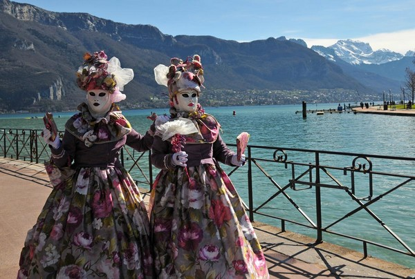 Carnaval Vénitien Annecy 2019 - 00019
