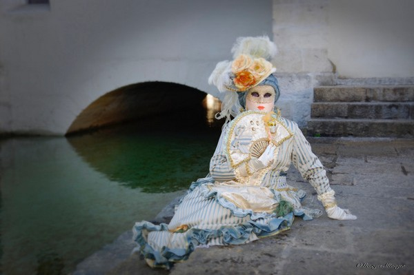 Georges MENAGER - Carnaval Vénitien Annecy 2019