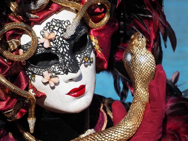 Michel SANCHEZ - Carnaval Vénitien Annecy 2019 - Carnaval Vénitien Annecy 2019