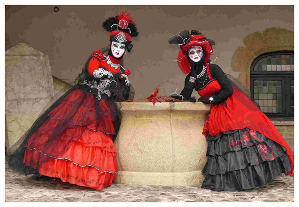 Christian OSTORERO - Carnaval Vénitien Annecy 2017 - 00011