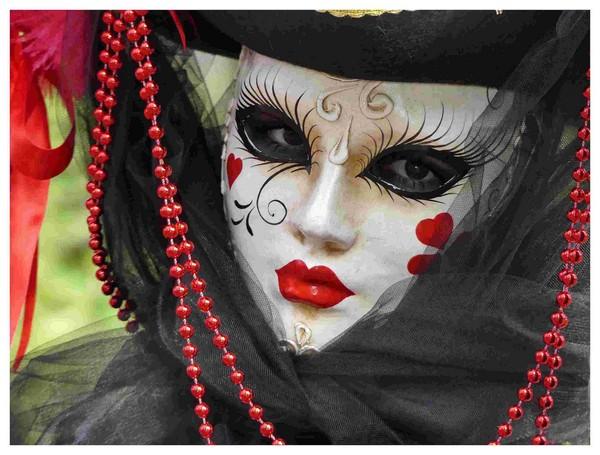 Christian OSTORERO - Carnaval Vénitien Annecy 2017 - 00032