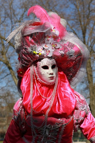 Christian QUILLON - Carnaval Vénitien Annecy 2017 - 00003