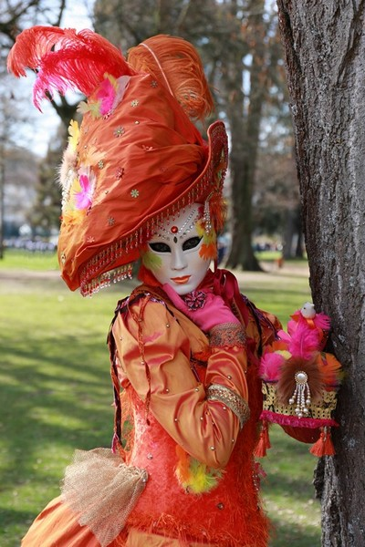 Christian QUILLON - Carnaval Vénitien Annecy 2017 - 00015