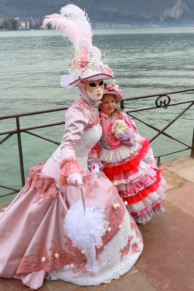 Christian QUILLON - Carnaval Vénitien Annecy 2017 - 00022