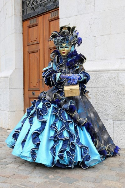 Christian QUILLON - Carnaval Vénitien Annecy 2017 - 00025