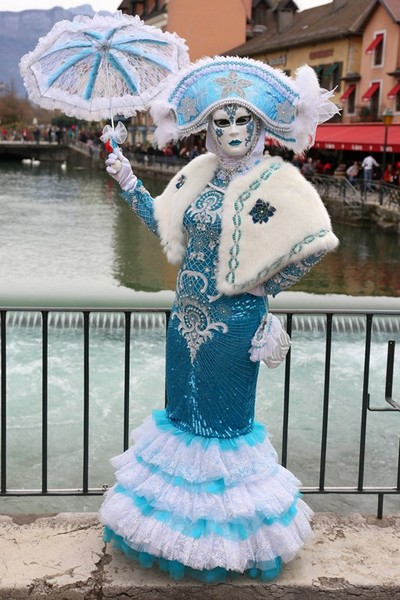 Christian QUILLON - Carnaval Vénitien Annecy 2017 - 00031