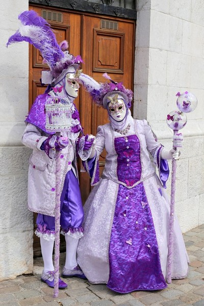 Christian QUILLON - Carnaval Vénitien Annecy 2017 - 00039