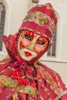 Gérard MATHIEU - Carnaval Vénitien Annecy 2016