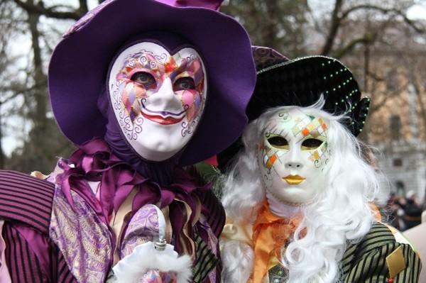 Al BOR - Carnaval Vénitien Annecy 2016
