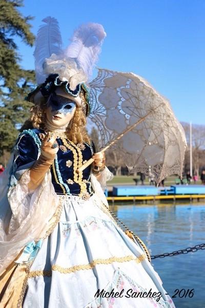 Michel SANCHEZ - Carnaval Vénitien Annecy 2016
