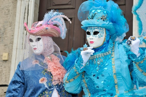 Georges MANAGER - Carnaval Vénitien Annecy 2016