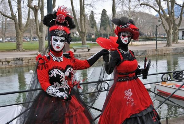 Daniel HEM - Carnaval Vénitien Annecy 2017 - 00001