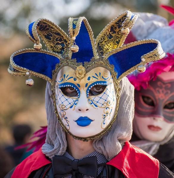 Djamal BENZEGHIBA - Carnaval Vénitien Annecy 2017 - 00001