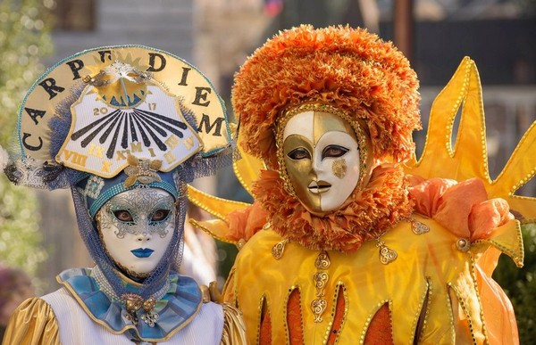 Djamal BENZEGHIBA - Carnaval Vénitien Annecy 2017 - 00005