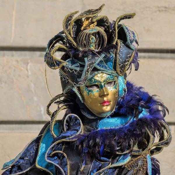 Djamal BENZEGHIBA - Carnaval Vénitien Annecy 2017 - 00006