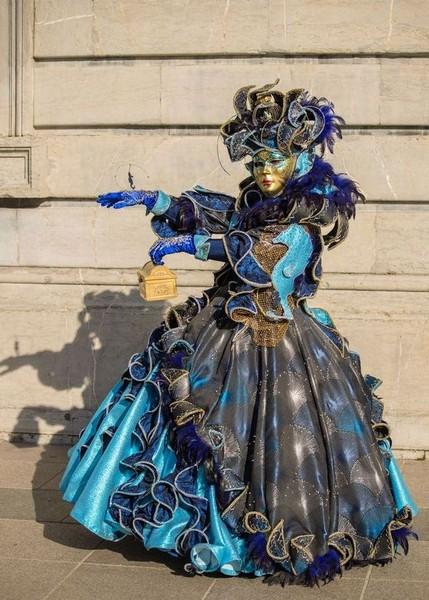 Djamal BENZEGHIBA - Carnaval Vénitien Annecy 2017 - 00009