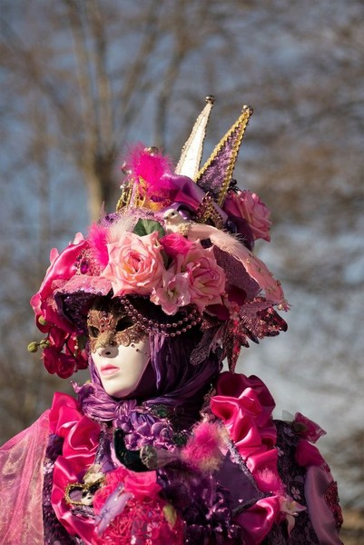 Djamal BENZEGHIBA - Carnaval Vénitien Annecy 2017 - 00010