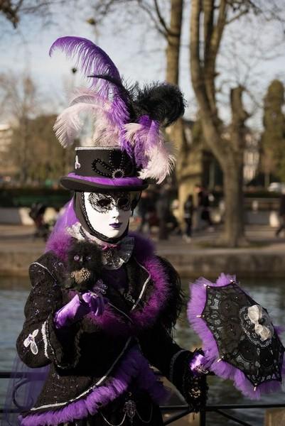 Djamal BENZEGHIBA - Carnaval Vénitien Annecy 2017 - 00013