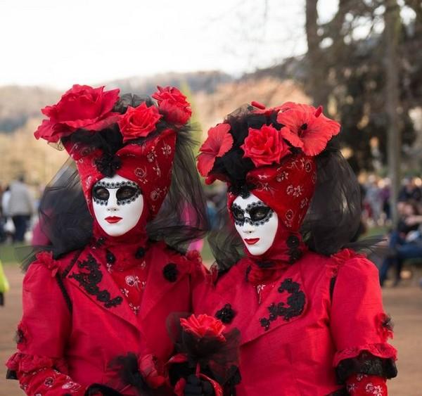 Djamal BENZEGHIBA - Carnaval Vénitien Annecy 2017 - 00014