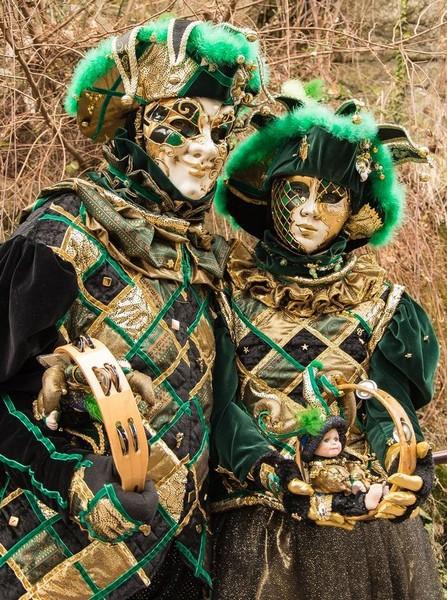 Djamal BENZEGHIBA - Carnaval Vénitien Annecy 2017 - 00024