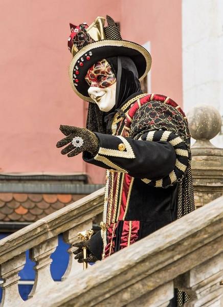 Djamal BENZEGHIBA - Carnaval Vénitien Annecy 2017 - 00027
