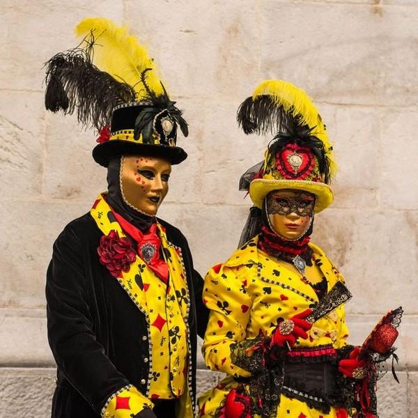 Djamal BENZEGHIBA - Carnaval Vénitien Annecy 2017 - 00031