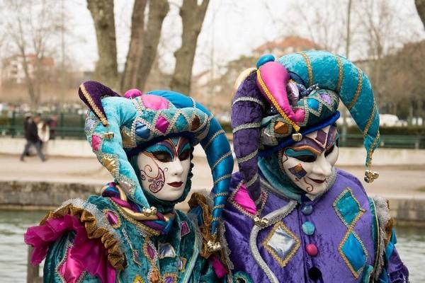Djamal BENZEGHIBA - Carnaval Vénitien Annecy 2017 - 00038