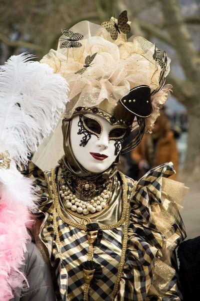 Djamal BENZEGHIBA - Carnaval Vénitien Annecy 2017 - 00039